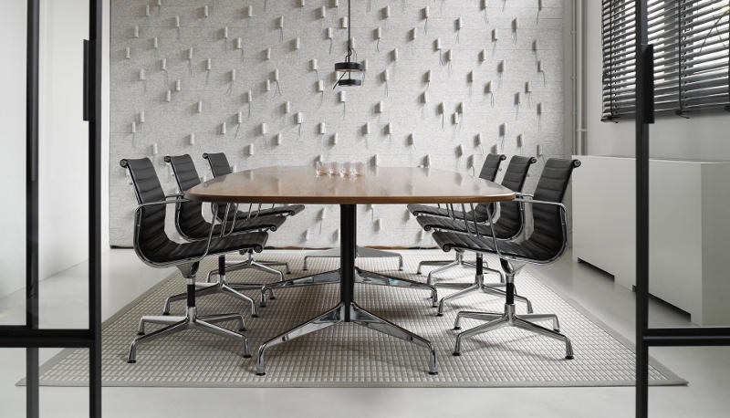 loop wallpanel WoolAmsterdam